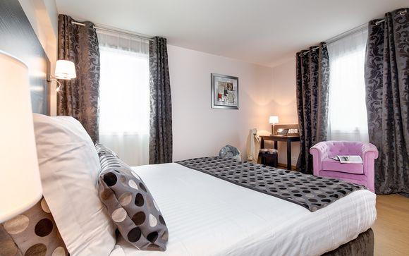 Seven Urban Suites Nantes 4*