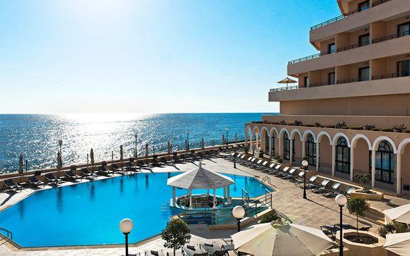 Radisson Blu Resort Malta St Julian's 5*