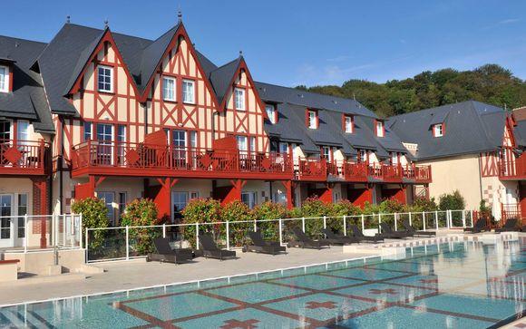 Résidence Pierre & Vacances Premium & Spa Houlgate 4*