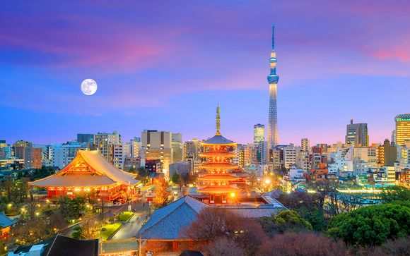 Combiné 3* ou 4* Tokyo et Kyoto, avec ou sans extension à Pékin