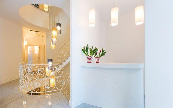 Poussez les portes de votre boutique-hôtel Palazzo Murrano 4*