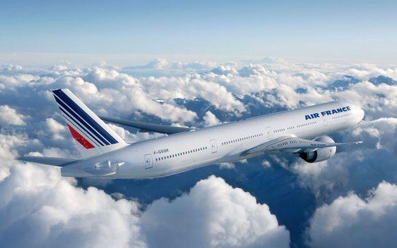 Offrez-vous un vol direct avec Air France