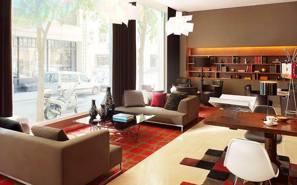 Hôtel Le Méridien Barcelona 5*