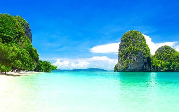 Rendez-vous... au sud de la Thaïlande