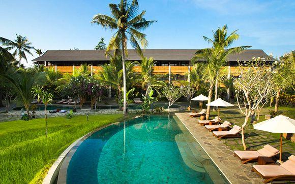 Combiné 5* Alaya Resort Ubud et Movenpick Resort & Spa Jimbaran