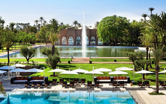 H�tel Pullman Marrakech Palmeraie Resort & Spa 5*