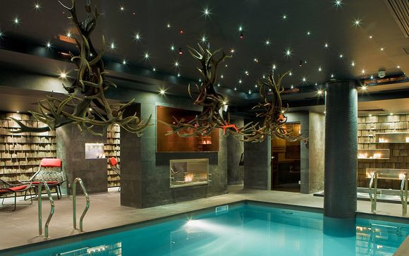 Hôtel Avenue Lodge 5*