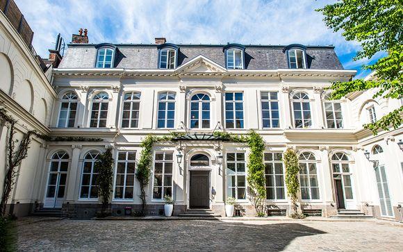 Clarance Hotel Lille 5*