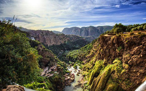 Terre de contrastes entre échappée citadine et paysages sublimes