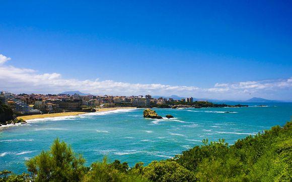 Rendez-vous à... Biarritz