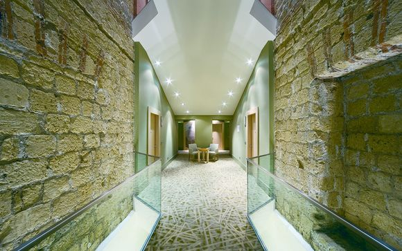 Hôtel UNA Napoli 4*