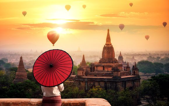 Circuit en groupe au Myanmar en 9 nuits et extensions possibles