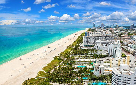 Autotour découverte de la Floride et extension possible à Miami