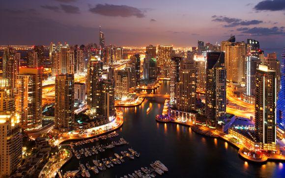 Rendez-vous... en Jordanie et à Dubaï