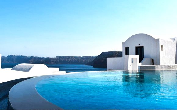 Ambassador Aegean Luxury Suites and Villas 5*