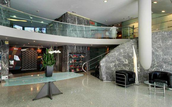 Poussez les portes de l'hôtel Actéon Valencia 4*
