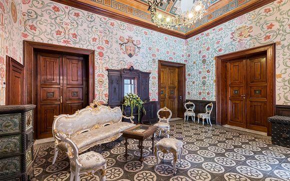 Poussez les portes de l'hôtel Room Mate Andrea 4* à Trapani