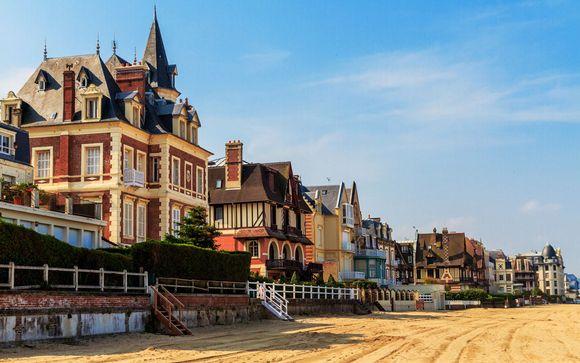 Beach Hôtel Trouville