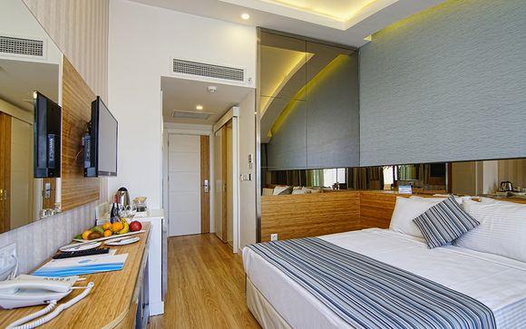 Poussez les portes de votre hôtel Dosinia Luxury Resort 5*