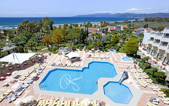 Hôtel Richmond Ephesus Resort 5*