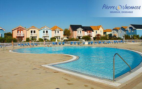 France Talmont Saint Hilaire - Village Pierre & Vacances Port Bourgenay à partir de 99,00 €