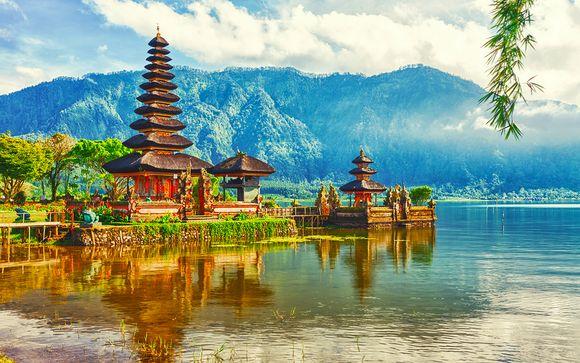 Circuit privatif Découverte des splendeurs Balinaises