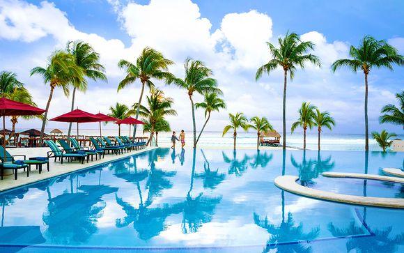 Azul Beach Resort The Fives 5* avec ou sans Circuit Yucatan