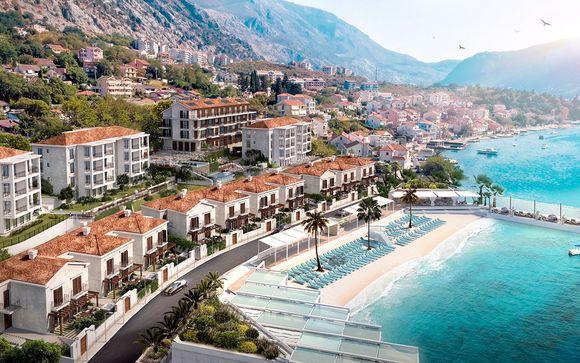Nature et détente face à l'Adriatique