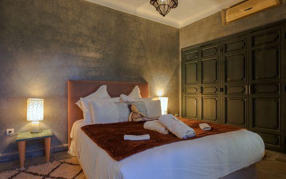 Poussez les portes de votre Riad Luxe 40