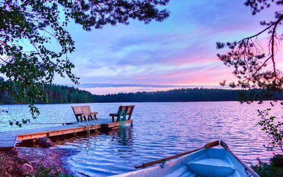 Circuit découverte de l'été en Finlande