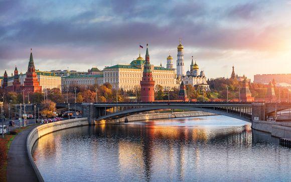 Croisière sur la Volga 7 nuits en 5* ou 10 nuits en 4*