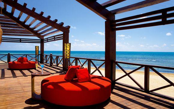 Hôtel Secrets Silversands Riviera Cancun 5* et circuit Yucatan