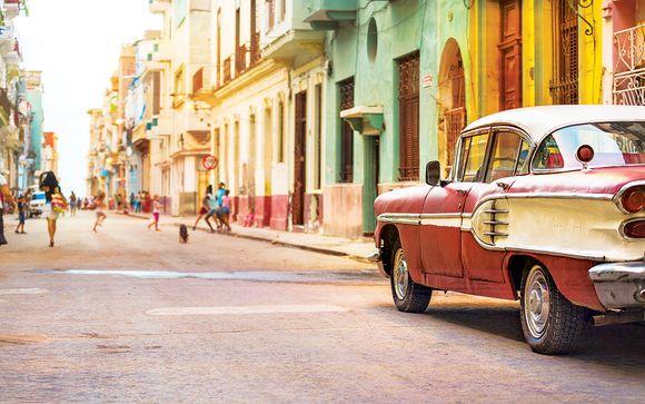 Casas Particulares Havane, Viñales et Hôtel Paradisus Varadero 5*
