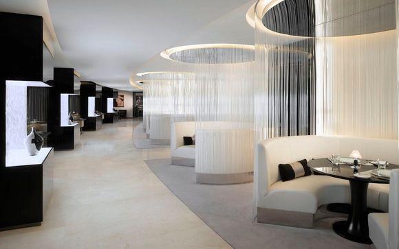 Poussez les portes de votre hôtel JW Marriott Marquis 5*