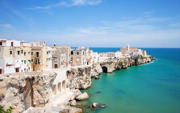 Autotour évasion dans les Pouilles et Basilicate en 5, 7 ou 10 nuits