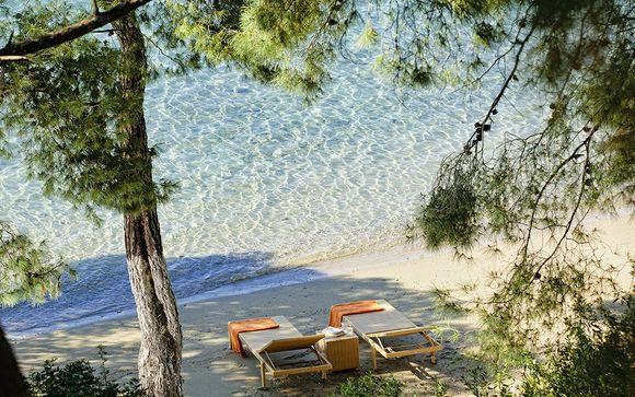 Echappée belle sur la mer Egée