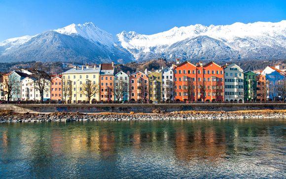 Ski, luxe et demi-pension