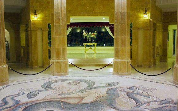Poussez les portes du Ksar Djerba 4*