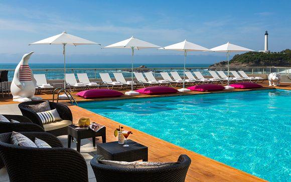 Parenthèse de luxe face à l'océan