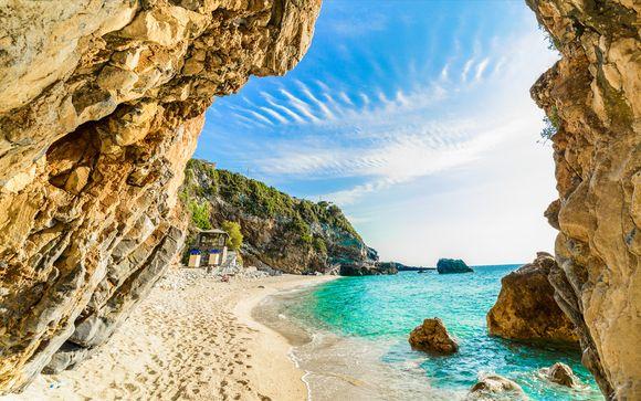 Nouvelle adresse sur la mer Ionienne