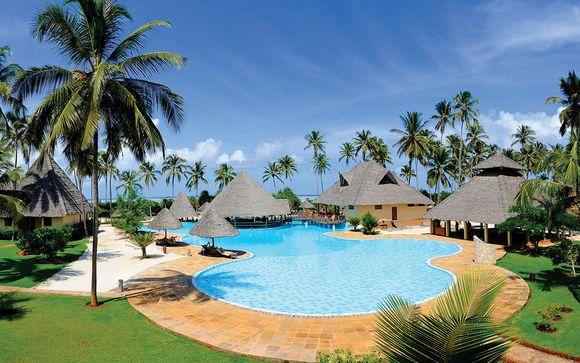 Hôtel Neptune Pwani Beach 5*