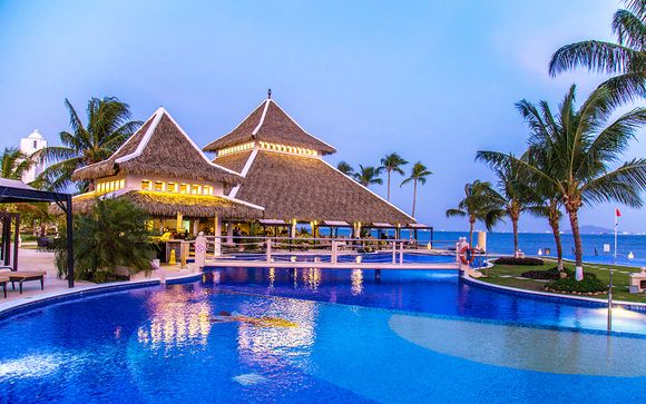 Kappa Club Dreams Delight Playa Bonita Panama Hôtel 5*