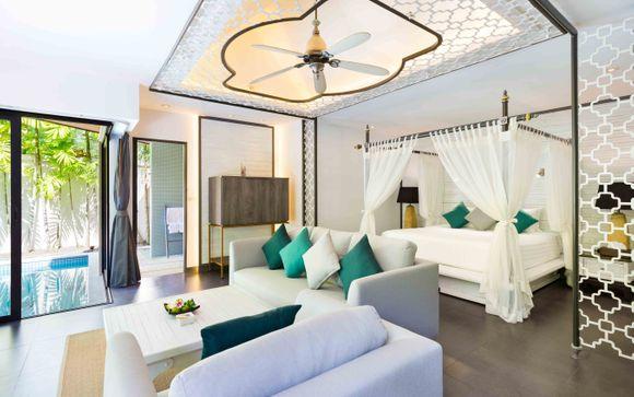 Poussez les portes de votre hôtel Dewa Phuket Resort 5*