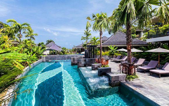 Hôtel Mandarava 4* avec ou sans extension à Koh Yao Noi