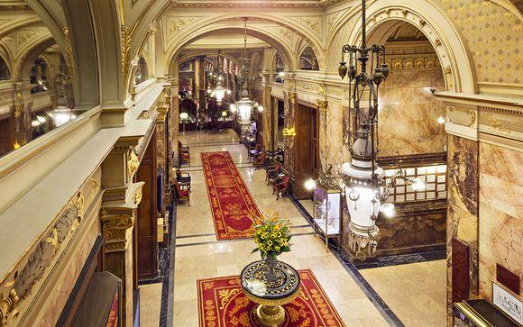 Hôtel Metropole Bruxelles 5*