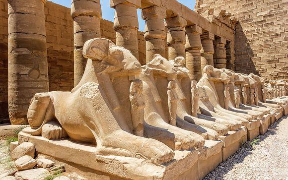 Zoom sur vos croisières Splendeurs du Nil et Fabuleuse Egypte