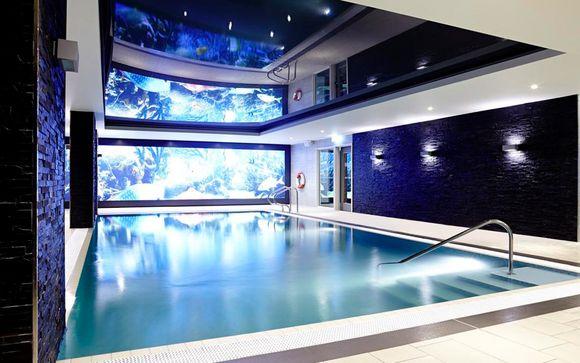 Hôtel Novotel London Brentford 4* et croisière sur la Tamise