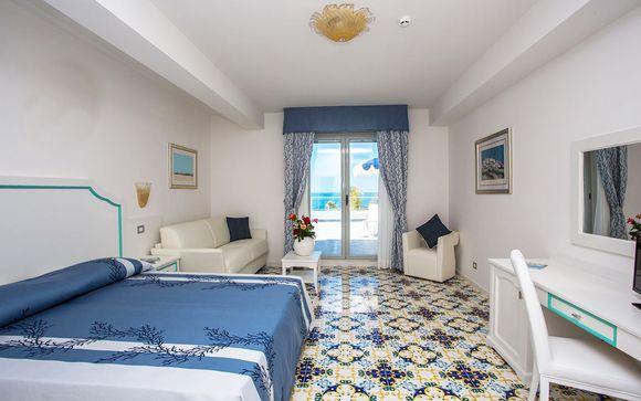 Poussez les portes de votre hôtel Ferretti 4*