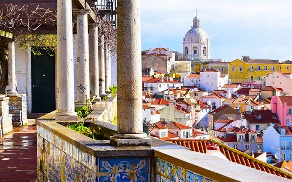 Lux Lisboa Park Hôtel 4*