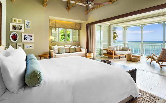 Collection Luxe : icône paradisiaque en Suite
